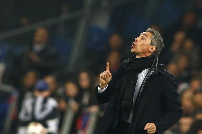 Паулу Соуза, главный тренер «Базеля»