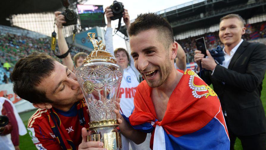 Тошич считает, что причина провала сборной России на Евро - низкий уровень чемпионата
