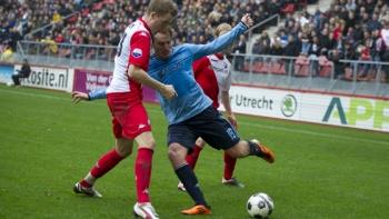 Дмитрий Булыкин продирается через соперника