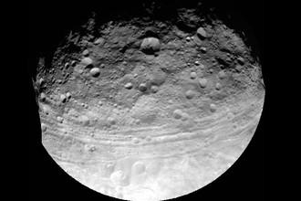 Так выглядит типичный астероид