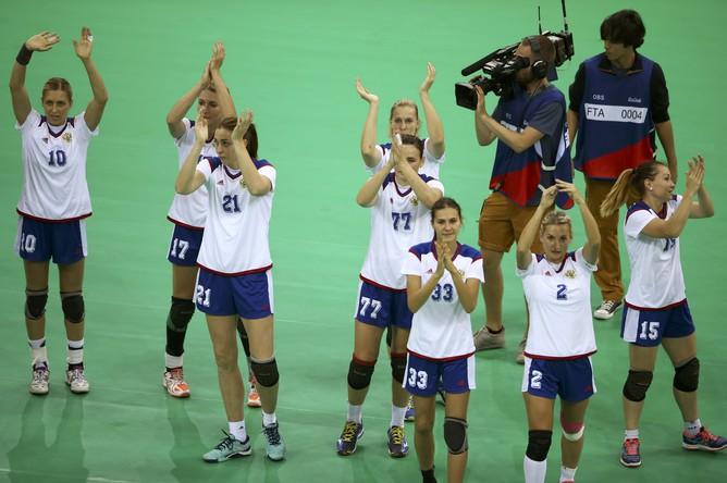 Женская сборная России по гандболу обыграла команду Франции во втором своем матче на Олимпиаде-2016 — 26:25 (15:10)