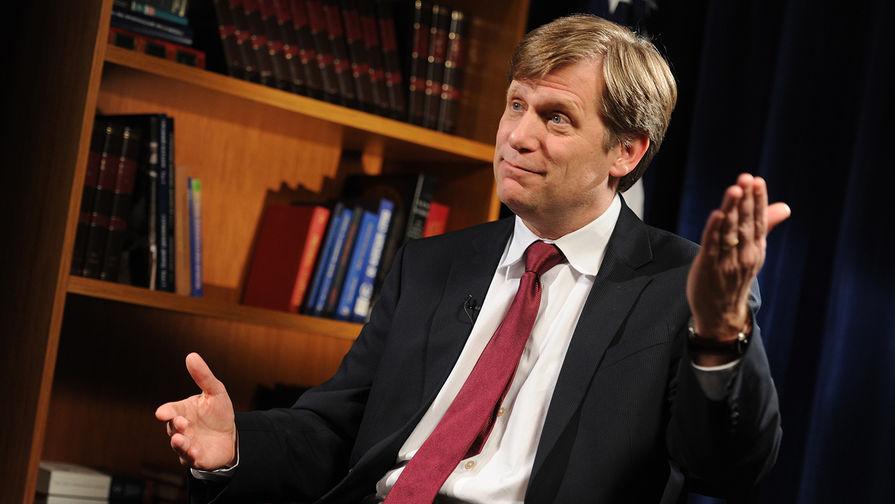 Майкл Макфол, посол США в России с 2012 по 2014 год