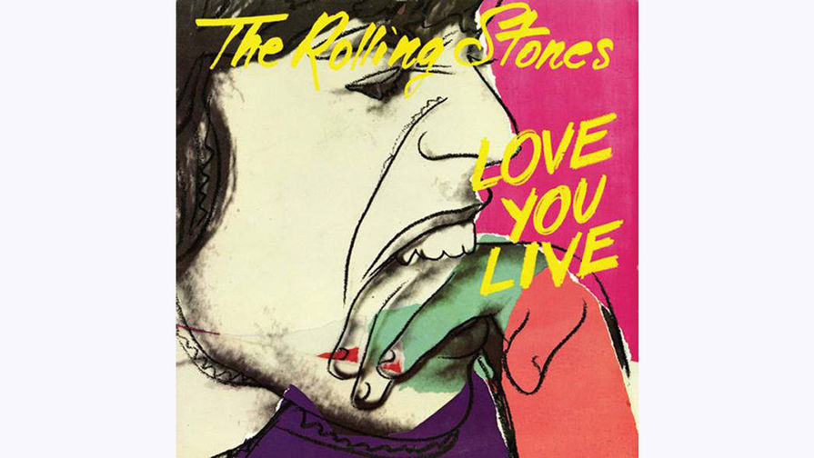 The Rolling Stones — «Love You Live» (1977)