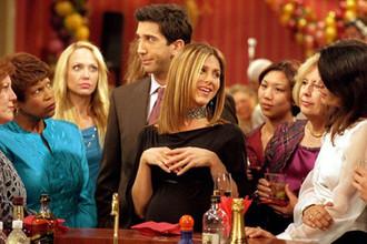 Кадр из сериала «Друзья» (1994 – 2004)