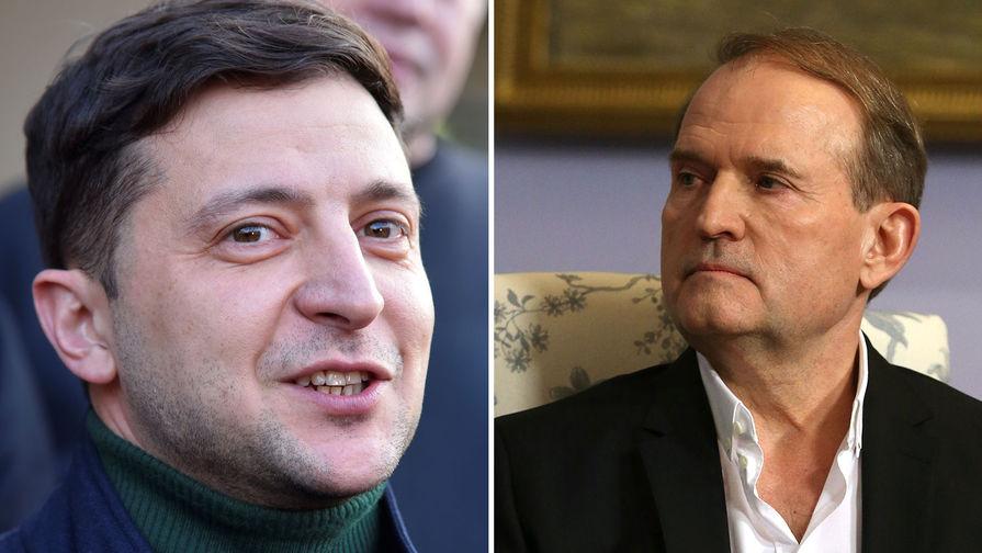 Медведчук не нужен: что Зеленский сделает с Донбассом