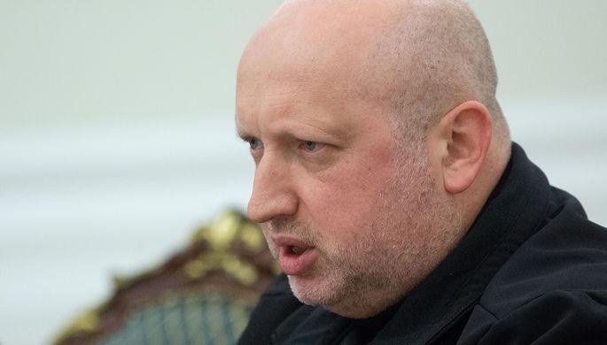 100 тыс. гривен в казне: Турчинов объяснил потерю Крыма