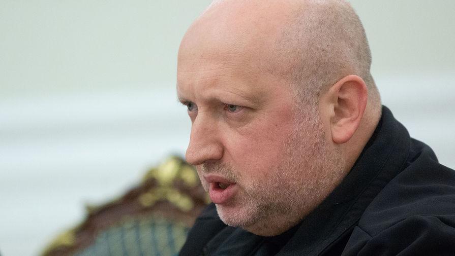 «Бросили Киев»: Турчинов пожаловался на США