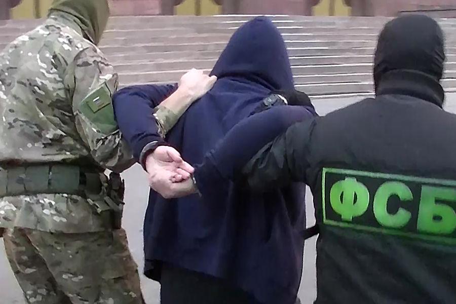 Сотрудники ФСБ задержали одного изучастников подготовки террористического акта вРеспублике Башкортостан, 27сентября 2021года