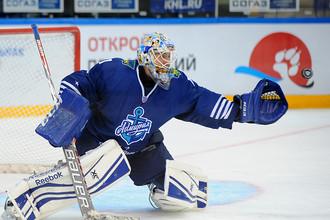 Голкипер Иван Налимов