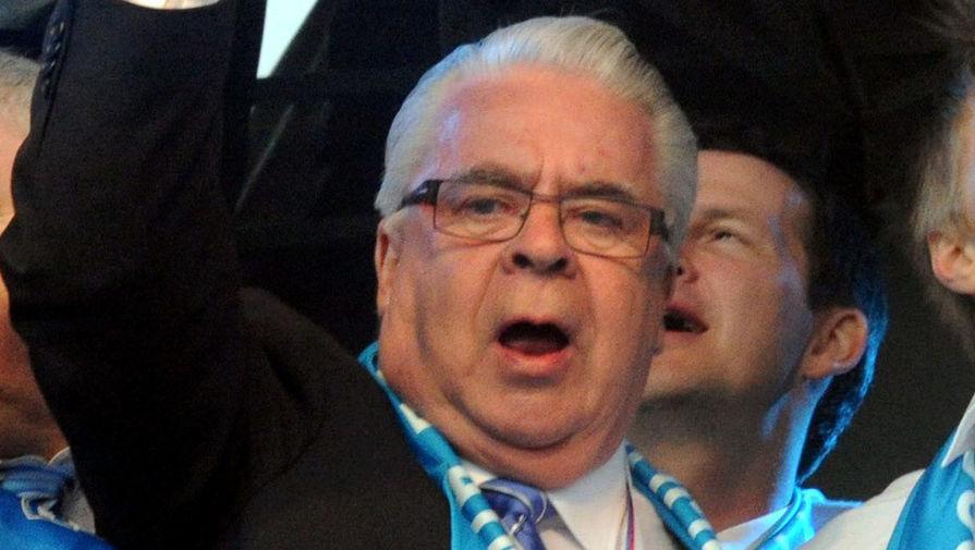Вице-президент Международной федерации хоккея (IIHF) Калерво Куммола