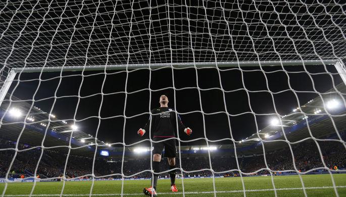 Каспер Шмейхель радуется за «Лестер» и за российские клубы