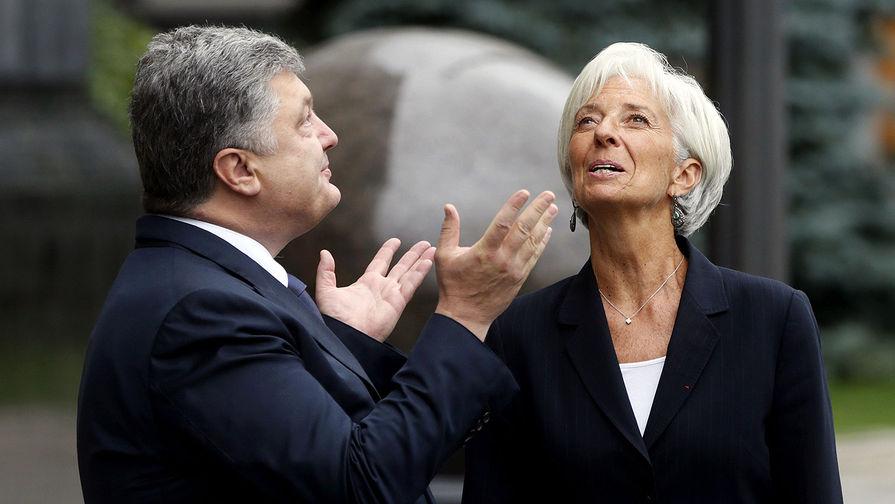 Миллиард немедленно: МВФ столкнул Киев в долговую яму