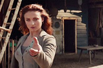 Софи Тернер в трейлере фильма «Люди Икс: Темный Феникс» (2019)