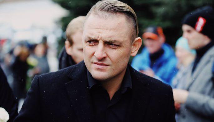 Дрессировщик Аскольд Запашный, 2009 год