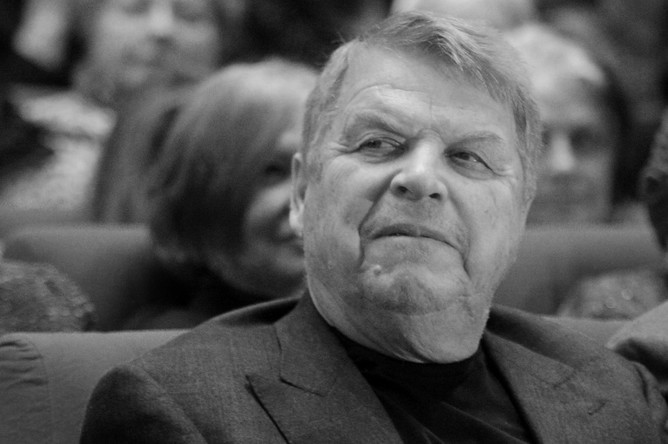 Актер Михаил Кокшенов (16 сентября 1936 — 4 июня 2020)