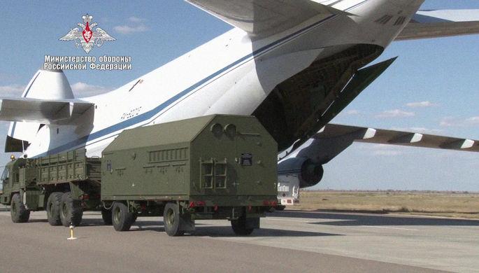 Санкции против Турции: Конгресс США обсудит сделку по С-400