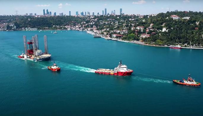 «Переговорный элемент»: как найденный Турцией газ повлияет на рынок