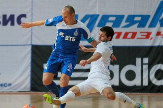 «Динамо» начинает чемпионат с победы над «Норильским Никелем»