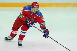 Николай Прохоркин является лидером ЦСКА по количеству набранных очков