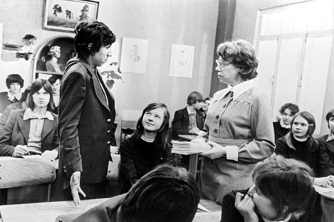 Кадр из фильма «Розыгрыш», режиссер Владимир Меньшов, 1976 год