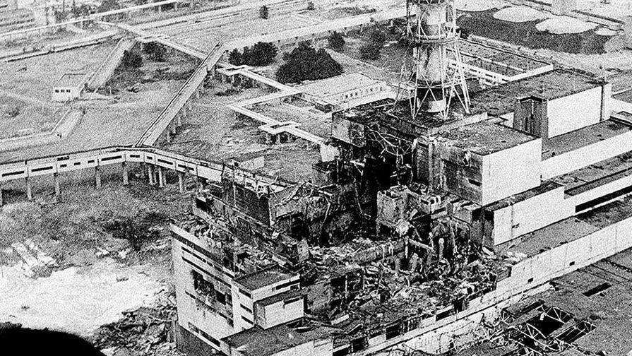 Перед Украиной извинились за фото Чернобыля во время открытия Игр-2020