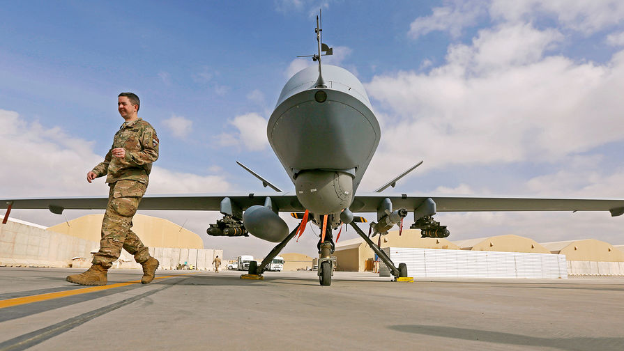 Армия дронов: США разместят в Польше эскадрилью беспилотников