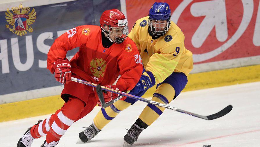 Россия проиграла Швеции в финале ЮЧМ-2019