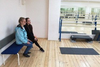 Алина Загитова с фанаткой