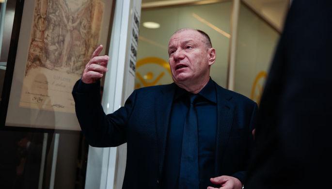 Президент холдинговой компании «Интеррос» Владимир Потанин