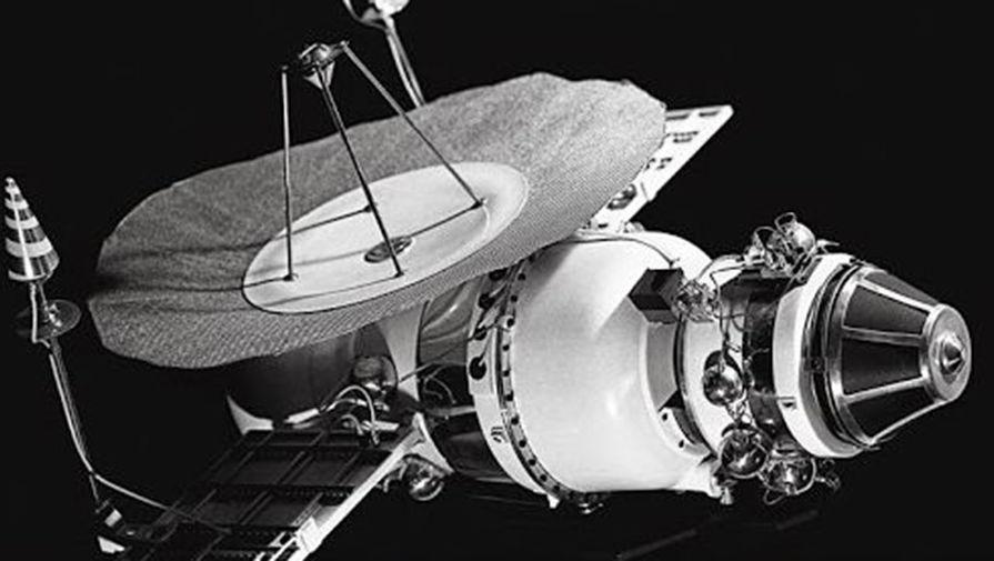 Автоматический космический аппарат «Венера-3»