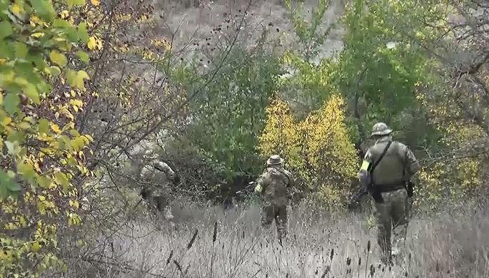 Силовики ликвидировали боевиков в Губдене