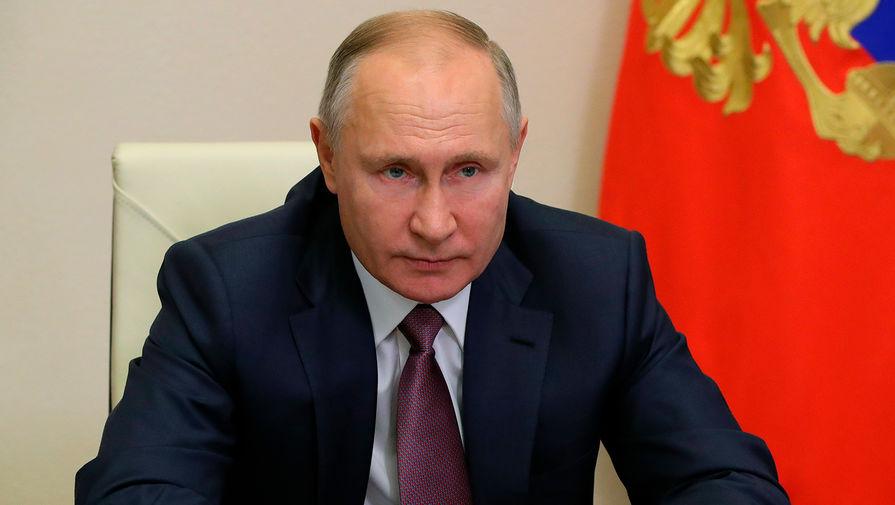 Путин подчеркнул важность русского языка для консолидации общества