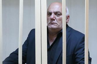 Предприниматель Арам Петросян в Пресненском суде