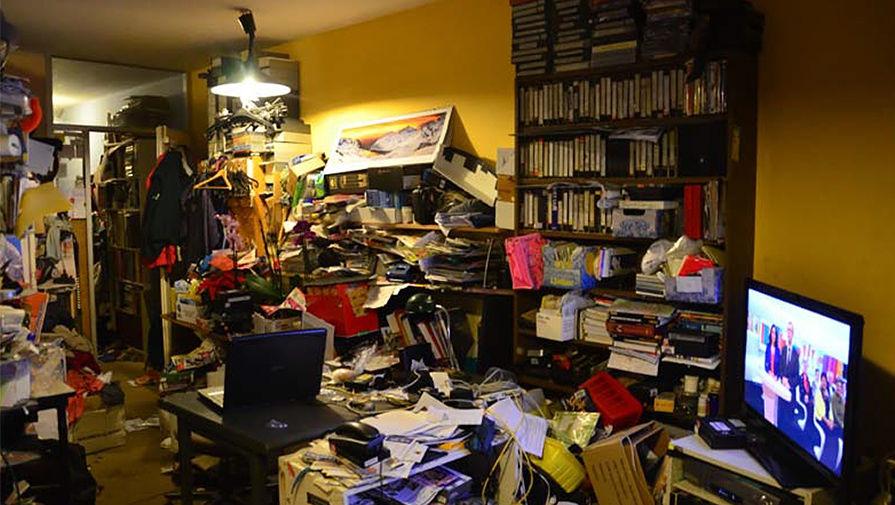 Психолог рассказала о связи беспорядка дома с эмоциональной стабильностью