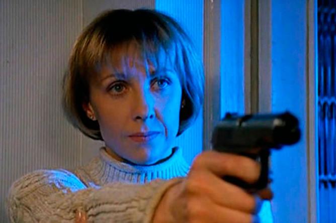 Кадр из сериала «Каменская» (1999)