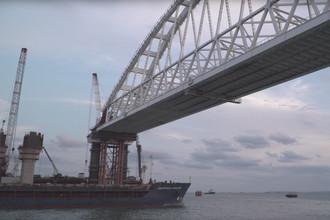 Керченский мост станет Крымским