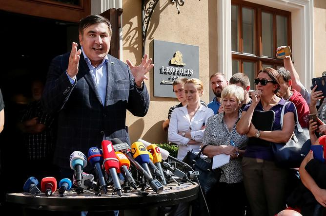 Мер Львова назвав умови для політичного союзу з Саакашвілі
