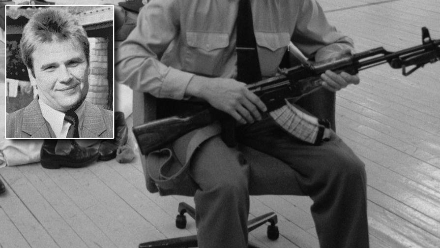 Как рядовой расстрелял сослуживцев в поездке в 1987 году - Газета.Ru