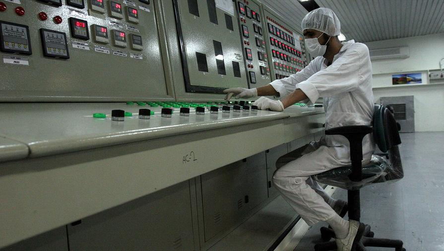 Иран начинает обогащение Урана до 60%