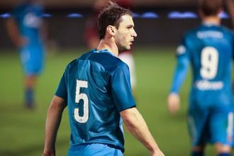 Бранислав Иванович проводит первые матчи в составе «Зенита»
