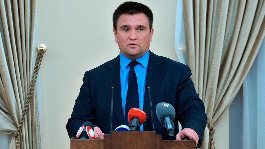 Глава МИД Украины расстроился из-за 3 млн украинцев в России