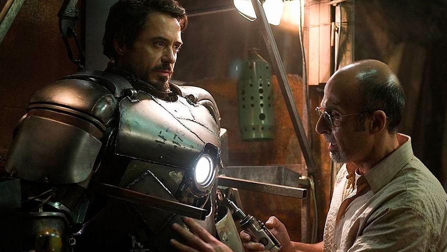 Кадр из фильма «Железный человек» (2008)
