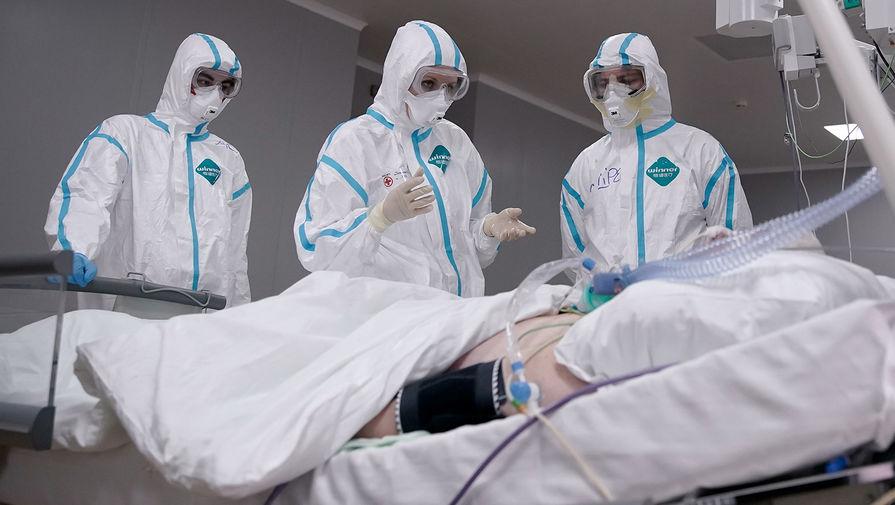 Житель Украины в третий раз заразился коронавирусом