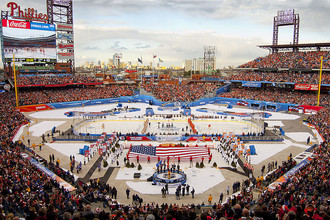 «Зимняя классика» в 2012 году собрала в Филадельфии почти 47 тысяч зрителей