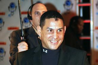 Камачо госпитализирован с огнестрельными ранениями