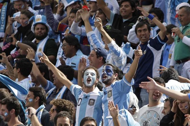 Аргентинские болельщики вновь остались разочарованы встречей с Боливией