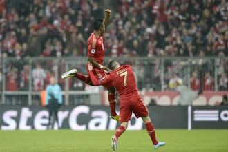 Давид Абала отличился уже на первой минуте матча