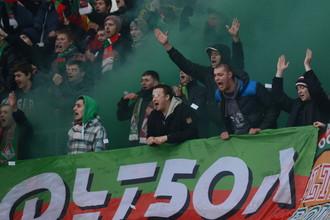 Болельщики так и не дождались от «Локомотива» классного футбола.
