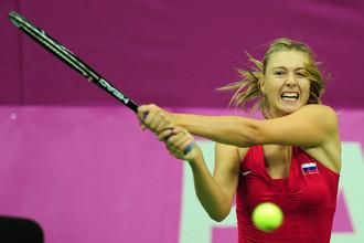 Мария Шарапова не успела выйти в третий круг Открытого чемпионата Франции