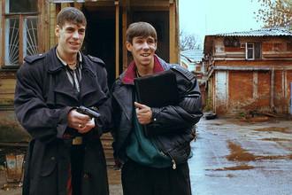 Кадр из фильма «Жмурки» (2005)